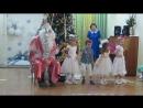 Новогоднее выступление Аннушки