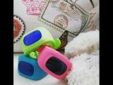 Детские часы-телефон с GPS маячком Smart Baby Watch от группы