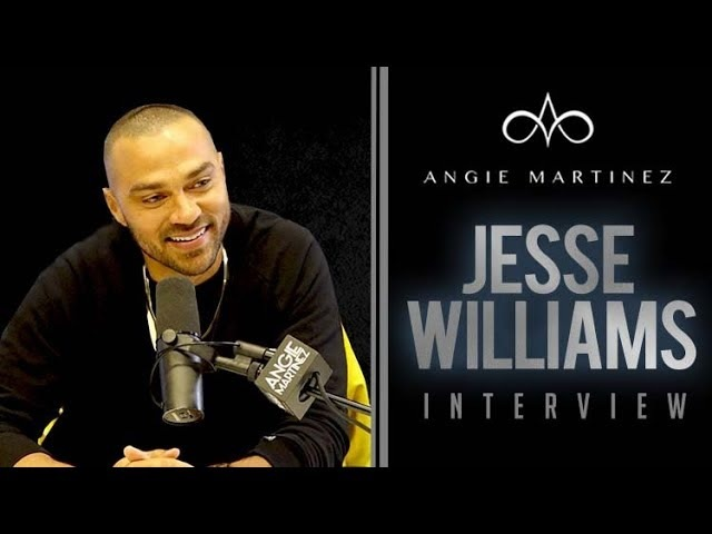 Jesse Williams Talks Black Panther Phenom, Oscars Fergie Mess