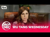 Drop the Mic Mayim Bialik, Kunal Nayyar, &amp Nick Lachey - WU TANG WEDNESDAY TBS
