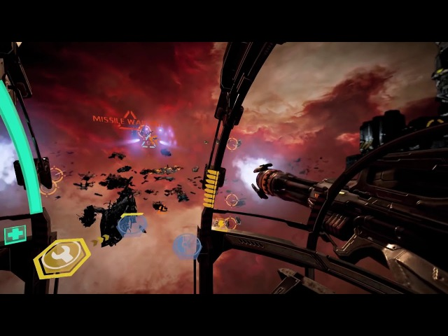 Gunjack 2 End of Shift Trailer (CCP Games) Gear VR, Daydream