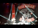 Five Finger Death Punch - Remember Everything / MOSCOW 09/11/2017 Stadium Live