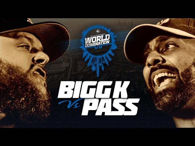 KOTD - Bigg K vs Pass   WD7