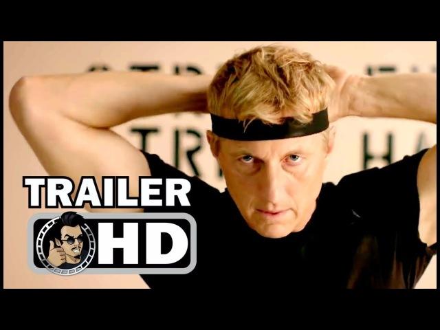 COBRA KAI Official Full Trailer 1 (2018) Karate Kid Sequel YouTube Series HD
