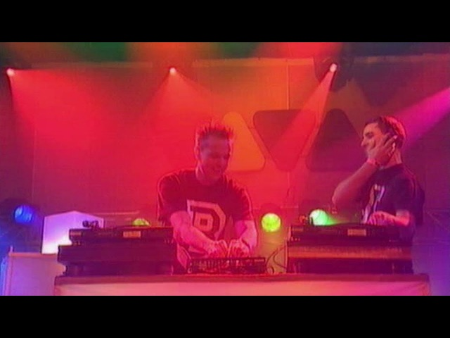 Blank Jones - Nightclubbing (Live @ Viva Club Rotation 5 Years) (2001)
