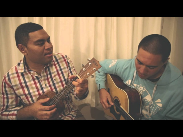 Isa Lei (Fijian farewell song) - Cover by John Pulu and Tom Natoealofa