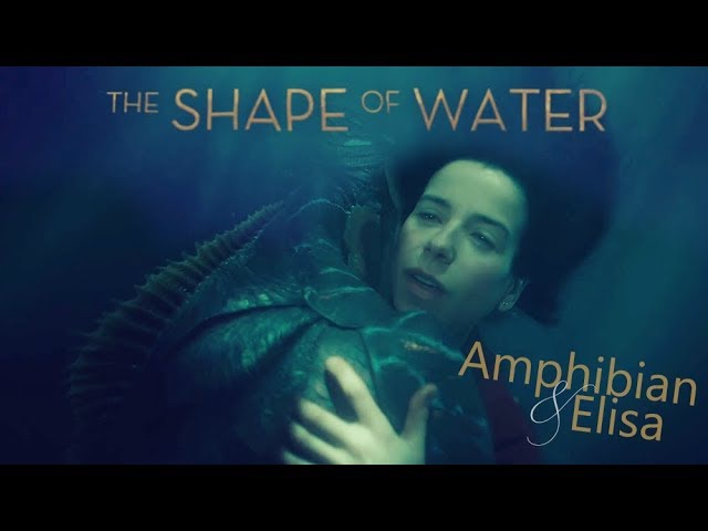 ☾under the sea☽ 💧 Amphibian Elisa | The Shape of Water