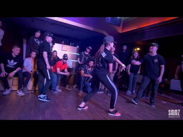 SHORTIE BUCK vs LADY BEAST || FEMALE FINAL || BUCKYARD vol2