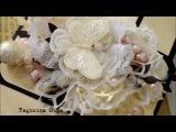 Tutorial woman envelope Marshmallows tenderness by Ragozina Olga