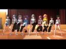 【 MMD】 Mr. Taxi 【戰鬥女子學園 】【60FPS】