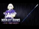 Jeanne D'Arc's Lance Fate Apocrypha MAN AT ARMS REFORGED