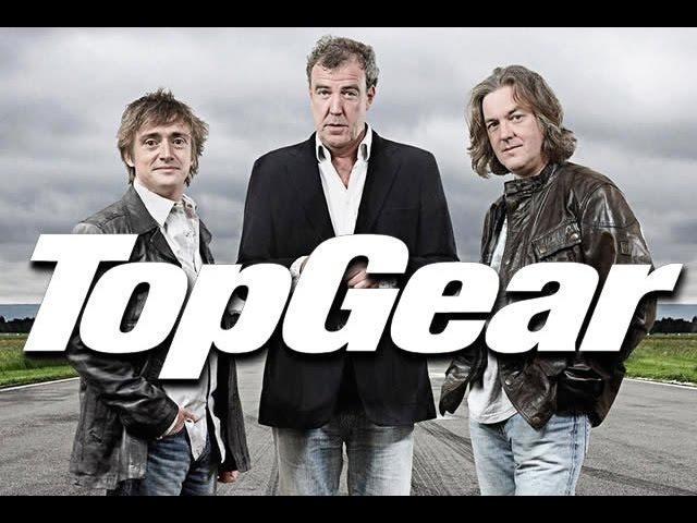 Топ гир Top Gear Ground Force