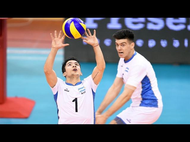 Matias Sanchez Wooow Unbelievable Setter Height 5'8 ft 173 cm
