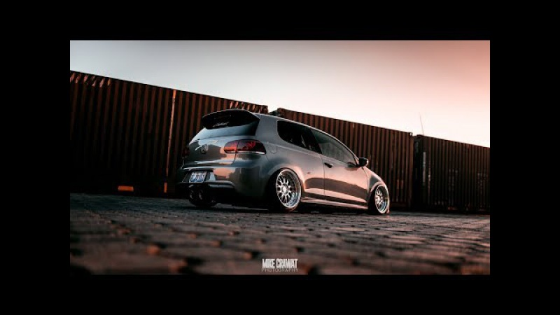 Keviin's Bagged Mk6 GTI on BBS Wheels | 4K