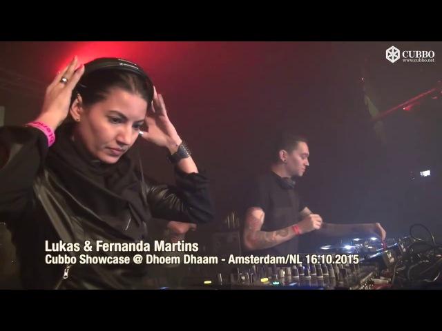 HardTechno: Lukas Fernanda Martins 4decks @ Cubbo Showcase ADE NL OCT/2015 (VideoSet)