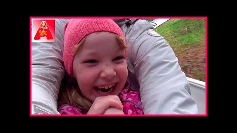 РАЗВЛЕЧЕНИЯ тубинг родели тарзанки горки батуты карусели детские каникулы [ Парки развлечений ]