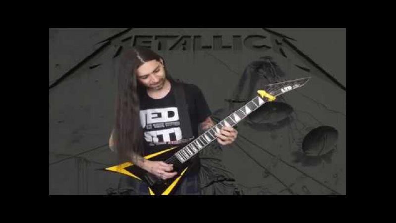 Metallica - Blackened (solo cover)