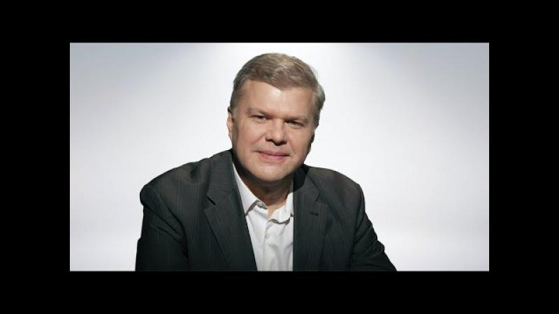 Сергей Митрохин представляет свою программу на мэрских выборах