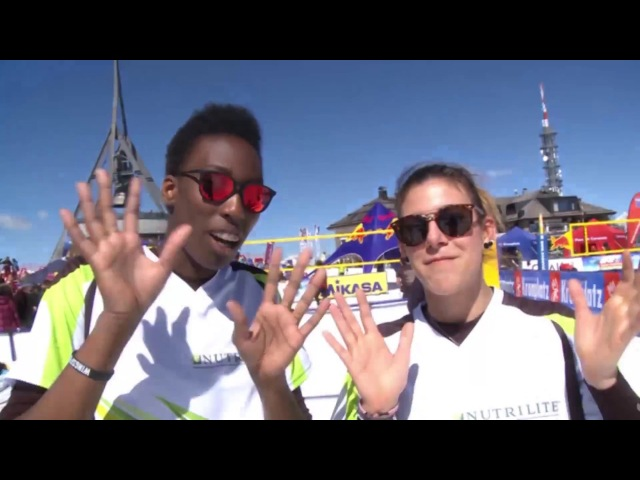 2018 CEV Snow Volleyball European Tour - Plan de Corones/Kronplatz (ITA) - Trailer