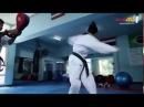 Jeeja Yanin shows her Taekwondo Skills
