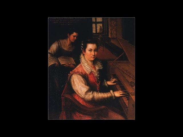 Girolamo Frescobaldi Canzoni alla francese