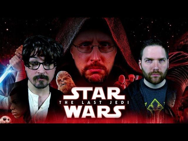 Ностальгирующий Критик - Звёздные Войны: Последние Джедаи
