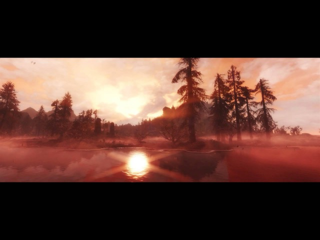 Skyrim - Rampage ENB