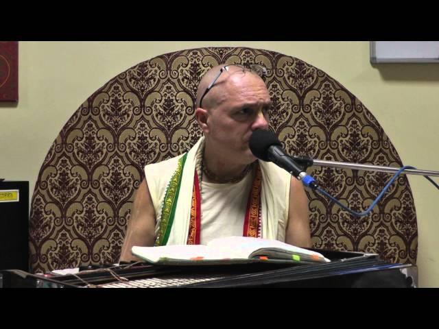 Радхаштами -- лекция--с Мадхавананда прабху