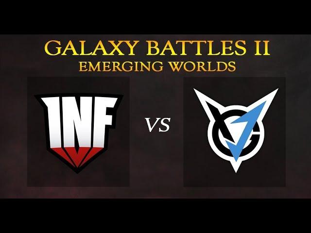 Infamous vs VGJ.Thunder Game 1 - Galaxy Battles II - Dota 2