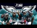 Madden 18 ЕФЛъ S03W03 vs Redskins