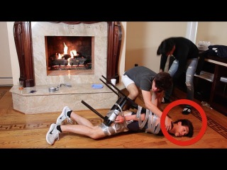 DUCT TAPE CHALLENGE END UP BADLY (Andrew Davila)