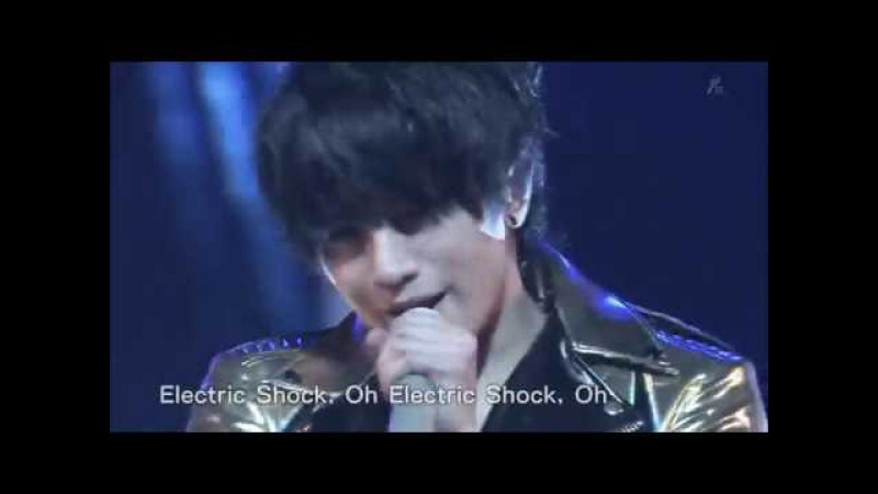 [Shokura 160511] Nakajima Kento Kikuchi Fuma - Electric Shock