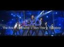 Golden Disk Awards 2018 DAY2 - EXO The Eve Diamond Run This Kokobop [ PART 2]