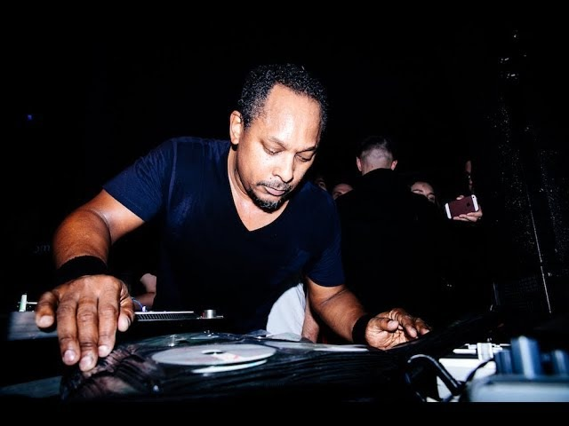 Derrick May Boiler Room x Ballantine's True Music Hybrid Sounds Russia DJ Set