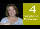 Telephone English 4 Problems And How to Fix Them