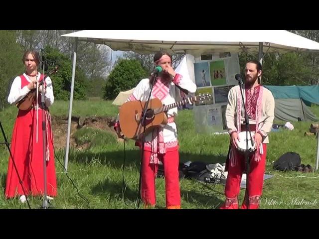 Светозар и группа Аурамира Концерт на фестивале Солнечный круг Минск май 2015