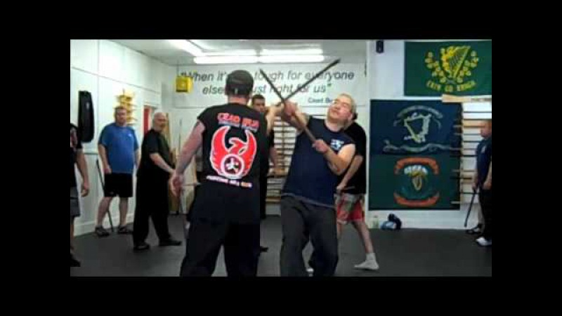Doyle Shillelagh - Irish Stick Fighting (Various) Bataireacht