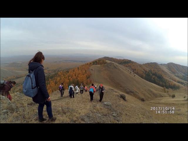 Хребет Нурали 14.10.17