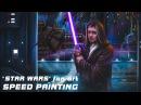 Photoshop Manipulation Speed Painting FAN ART STAR WARS