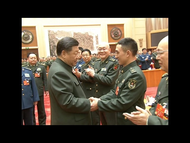 Xi Calls for Deepened Military Civilian Integration