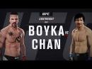 Yuri Boyka vs. Jackie Chan EA Sports UFC 2