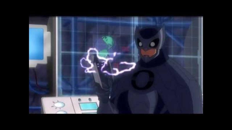 Justice League: Crisis on Two Earths / Лига Справедливости: Кризис двух миров (2010) трейлер
