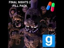 Garrys Mod Сезон 1 Серия 9 - Final Nights 2 Pill Pack