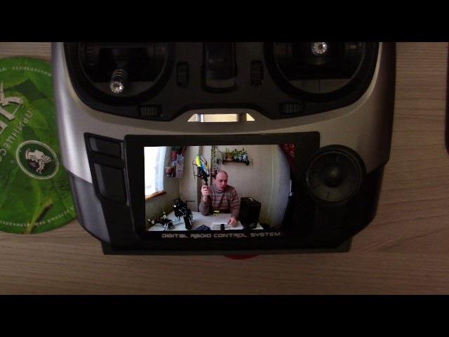 Как настроить таймер на Radiolink AT9 Vlog17