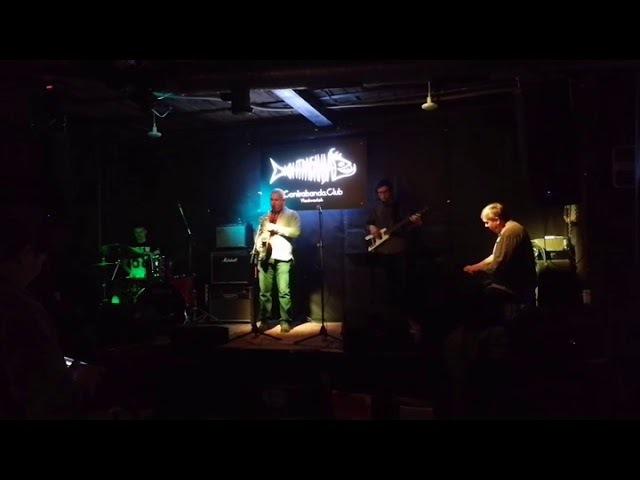 Jazz jam Contraband   Contrabanda.club 18.01.2018 Vladivostok 2