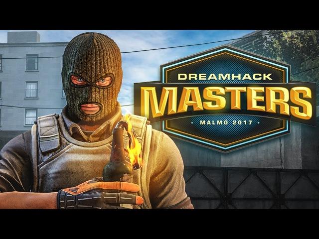 CS:GO - DreamHack Masters Malmö 2017 (Fragmovie)
