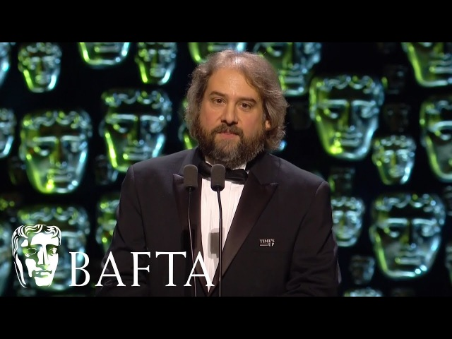 Jonathan Amon wins Editing for Baby Driver   EE BAFTA Film Awards 2018