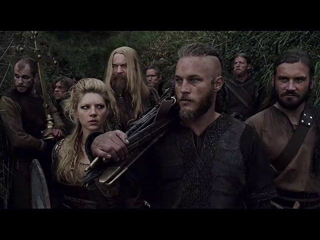 викинги 1 сезон трейлер