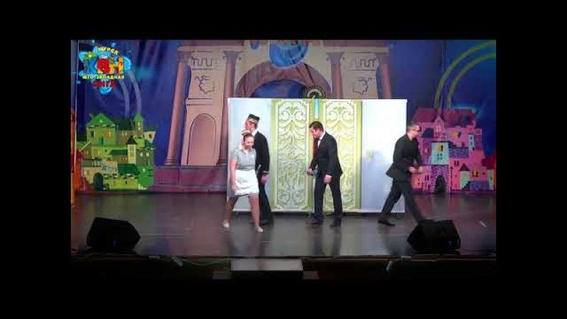 МАПИД Гранд отель (Минск) (фестиваль Юго-Западная Лига МС КВН 2018)
