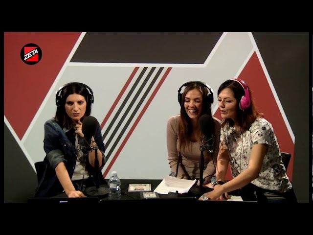 Laura Pausini ospite a Radio Zeta